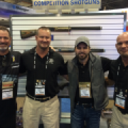 <p>Great day with Mark Willis at the FN Booth</p>